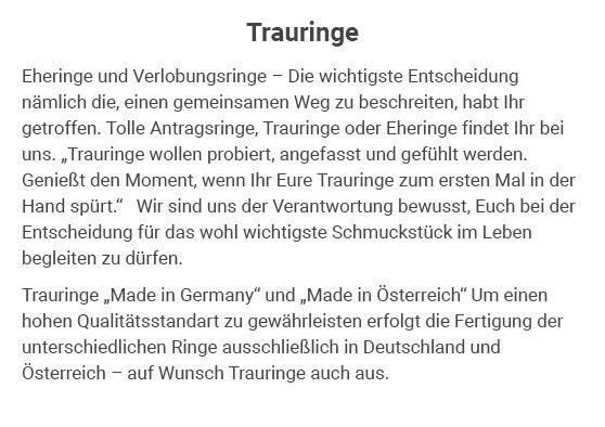 Trauringe im Raum  Ludwigsburg