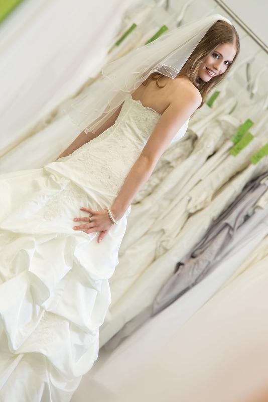 Brautkleid Herzwerk