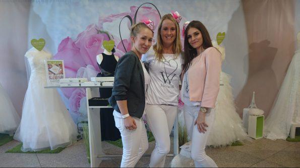 Team Herzwerk - Deine Brautkleidanprobe